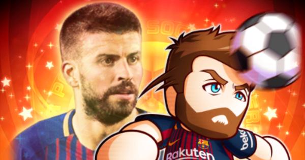 【パワサカ】ピケの評価とイベント|FCバルセロナコラボ【パワフルサッカー】