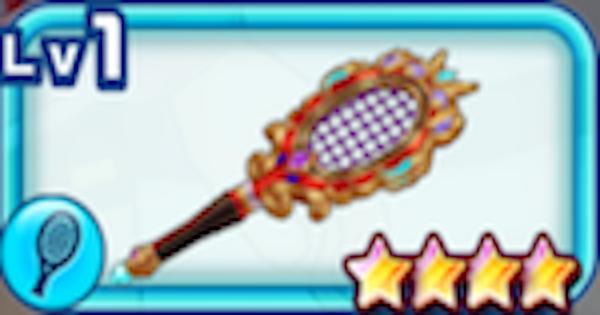 【白猫テニス】エクエスロッドの評価 | カレンモチーフラケット【白テニ】