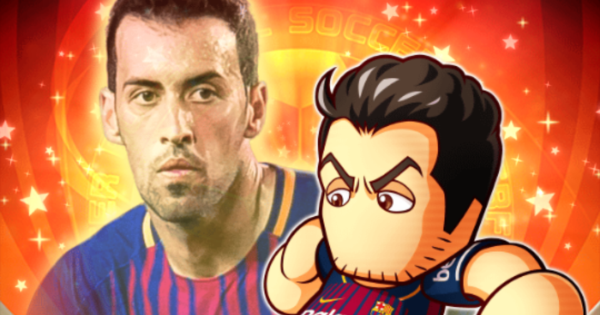 【パワサカ】ブスケツの評価とイベント FCバルセロナコラボ【パワフルサッカー】