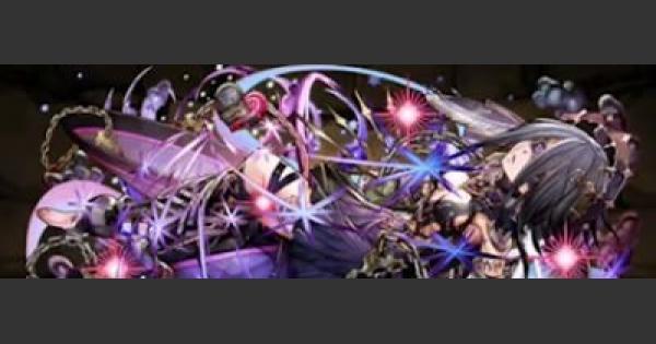 【パズドラ】分岐闇エスカマリの最新テンプレパーティ
