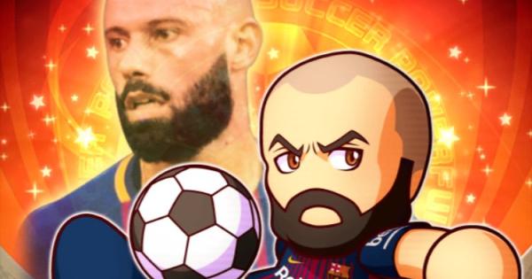 【パワサカ】マスチェラーノの評価とイベント|FCバルセロナコラボ【パワフルサッカー】