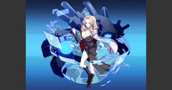 【崩壊3rd】カカリアの評価とスキル