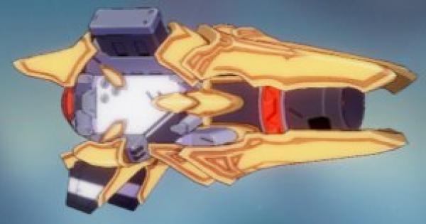 【崩壊3rd】軒轅・パルスキャノンの評価と武器スキル