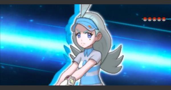 【USUM】カヒリ(ポケモンリーグ)攻略!手持ちと対策ポケモン【ポケモンウルトラサンムーン】