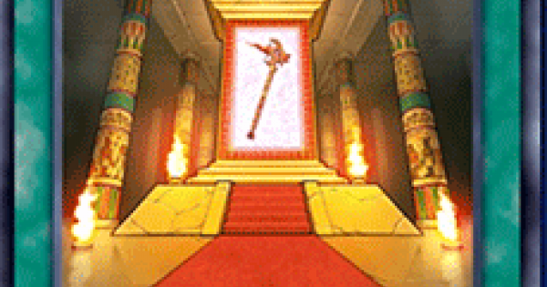 【遊戯王デュエルリンクス】心眼の祭殿の評価と入手方法