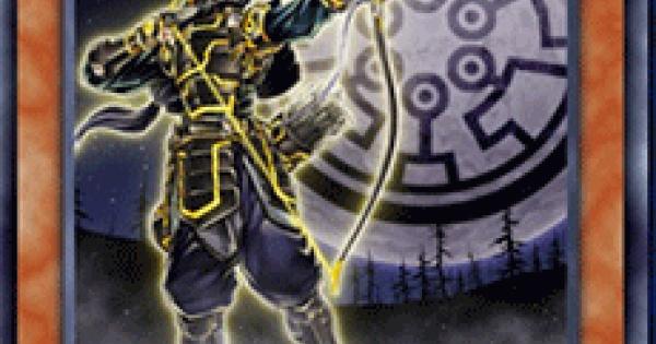 【遊戯王デュエルリンクス】六武衆ヤイチの評価と入手方法