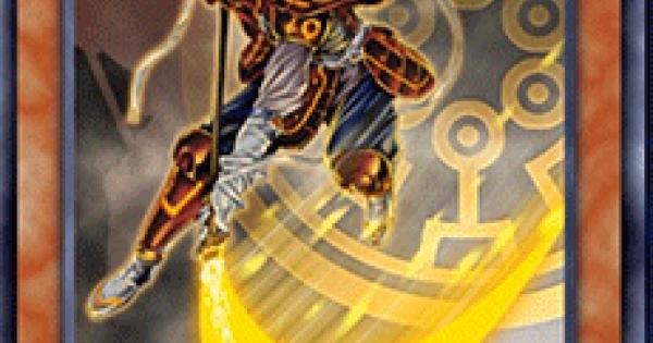 【遊戯王デュエルリンクス】六武衆ザンジの評価と入手方法