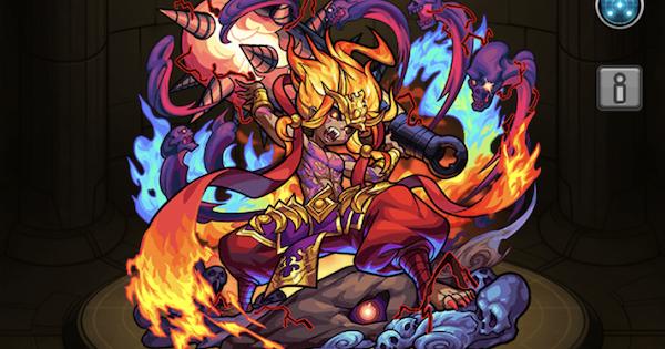 【モンスト】焔摩天〈えんまてん〉の最新評価と適正クエスト