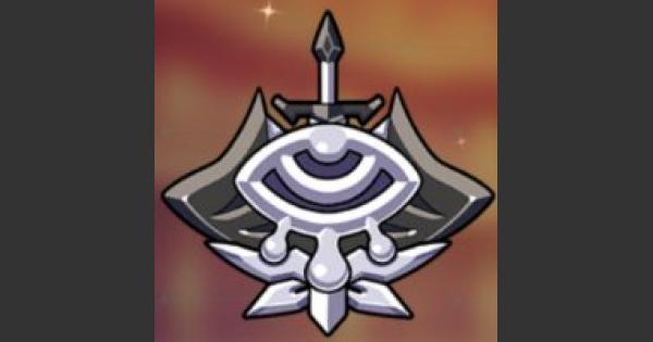 【崩壊3rd】苦痛の伯爵勲章の入手方法と効果