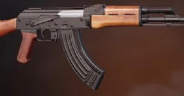 【荒野行動】AK-47の評価とタイプ別おすすめカスタム!