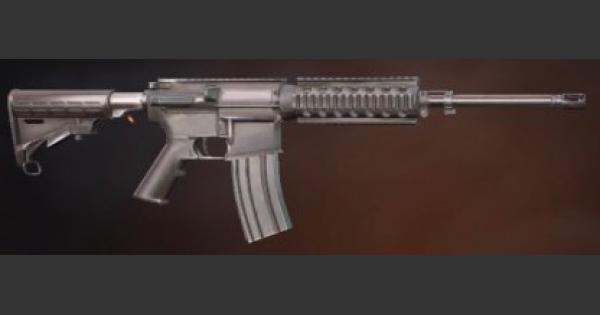 【荒野行動】M4A1の評価とタイプ別おすすめカスタム!