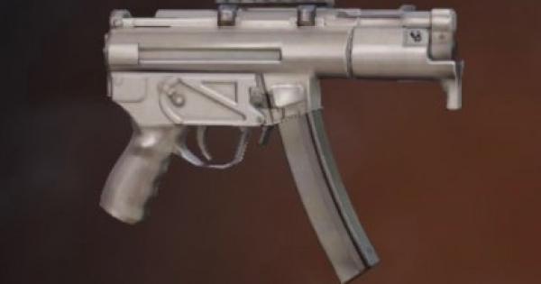 【荒野行動】MP5の評価とタイプ別おすすめカスタム!