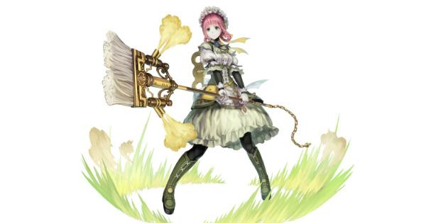 【オデスト】ロゼット(純真なる時計人形)の評価とスキル【オーディナルストラータ】