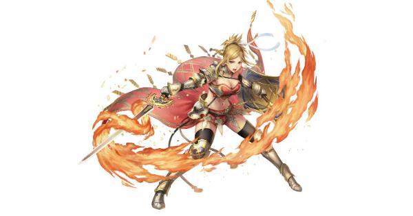 アデリナ(悲壮な守護騎士)の評価とスキル