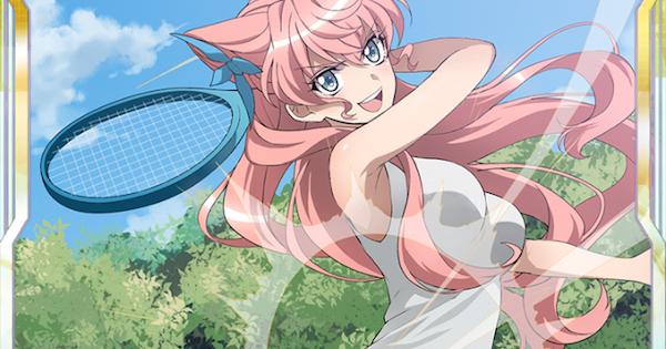 【シンフォギアXD】テニスで勝負!の評価 | メモリアカード