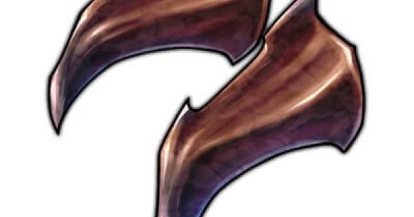 野生の鋭爪の入手方法と使い道