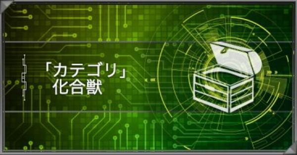 【遊戯王デュエルリンクス】化合獣カテゴリの紹介|派生デッキと関連カード