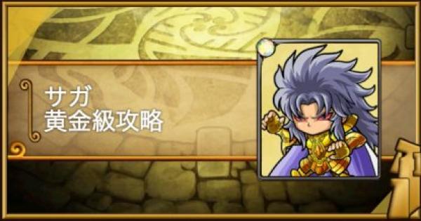 【ポコダン】サガ黄金級攻略 黄金十二宮【ポコロンダンジョンズ】
