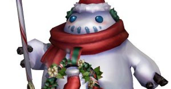 【リネレボ】イベント「雪の妖精 ミスティックスノー」まとめ【リネージュ2レボリューション】
