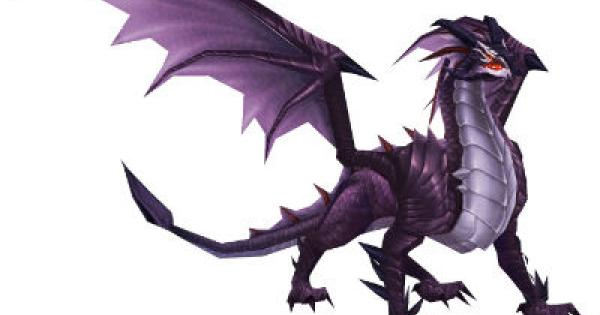 ダークドラゴンのスキルとステータス