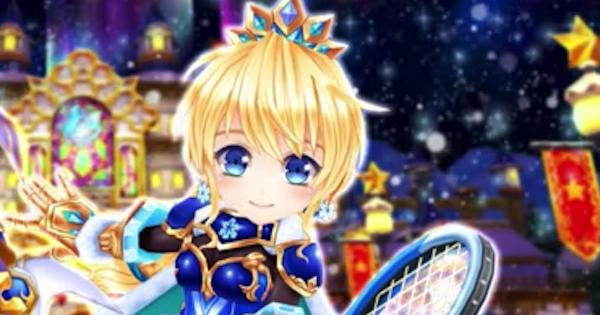 【白猫テニス】聖夜ソフィの評価とおすすめギア【白テニ】