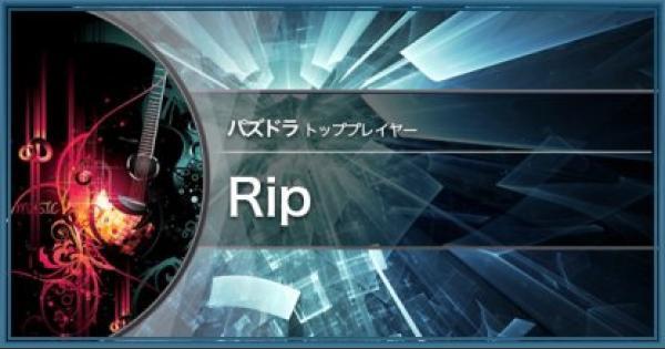 【GAMERS LIFE】Rip | パズドラ(パズル&ドラゴンズ)
