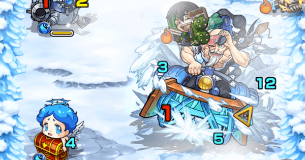 【モンスト】雪垣匠之助【究極】攻略と適正キャラランキング丨星5制限