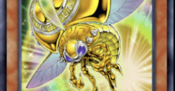 【遊戯王デュエルリンクス】黄金の天道虫の評価と入手方法