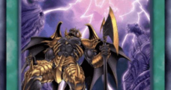 【遊戯王デュエルリンクス】暗黒界の雷の評価と入手方法