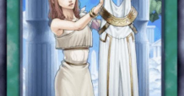 【遊戯王デュエルリンクス】禁じられた聖衣の評価と入手方法