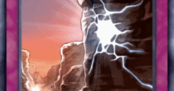【遊戯王デュエルリンクス】化石岩の解放の評価と入手方法