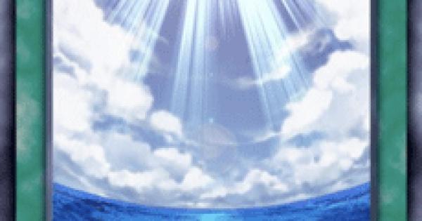【遊戯王デュエルリンクス】宝札雲の評価と入手方法