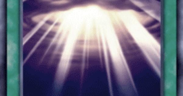 【遊戯王デュエルリンクス】召喚雲の評価と入手方法
