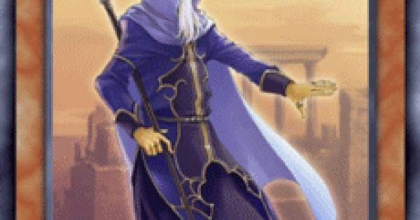 【遊戯王デュエルリンクス】平穏の賢者の評価と入手方法