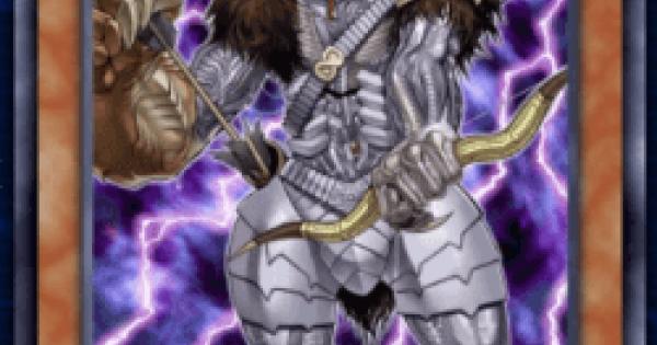 【遊戯王デュエルリンクス】暗黒界の狩人 ブラウの評価と入手方法