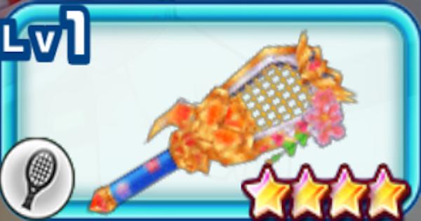 【白猫テニス】げいしゅんのラケットの評価 | 正月ソアラモチーフラケット【白テニ】