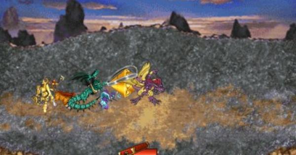 【DQMSL】破魔矢の有効活用法!猫年チャレンジ攻略法まとめ!