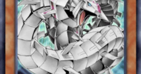 【遊戯王デュエルリンクス】サイバーバリアドラゴンの評価と入手方法