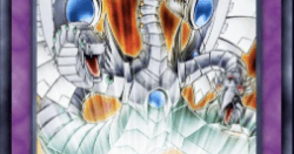 【遊戯王デュエルリンクス】サイバーエンドドラゴンの評価と入手方法