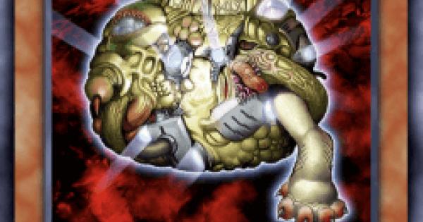 【遊戯王デュエルリンクス】融合呪印生物-光-の評価と入手方法