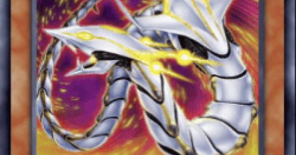 【遊戯王デュエルリンクス】サイバードラゴンドライの評価と入手方法