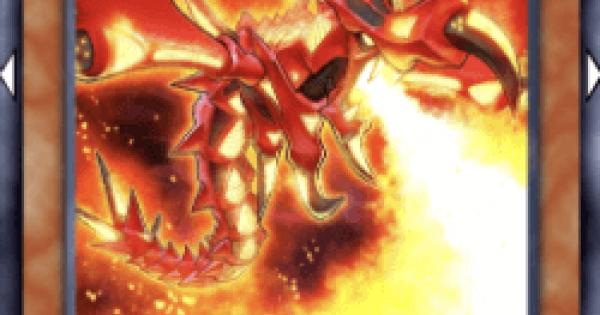 【遊戯王デュエルリンクス】獄炎のカースオブドラゴンの評価と入手方法