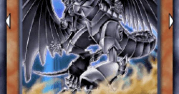 【遊戯王デュエルリンクス】ダークホルスドラゴンの評価と入手方法