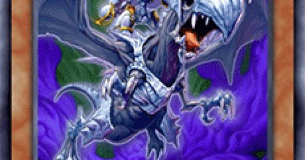 【遊戯王デュエルリンクス】闇竜の黒騎士の評価と入手方法