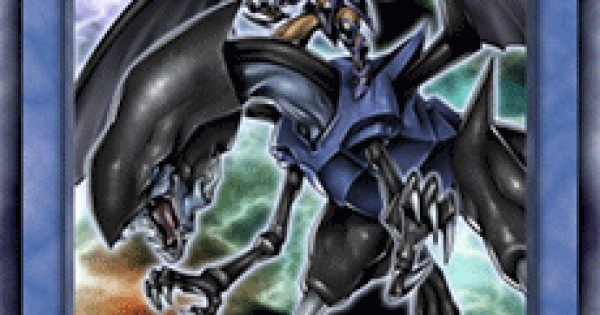 【遊戯王デュエルリンクス】黒竜の聖騎士の評価と入手方法