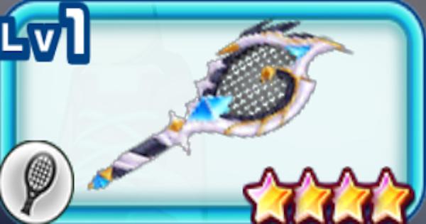 【白猫テニス】魔王の腕の評価   カルロスモチーフラケット【白テニ】