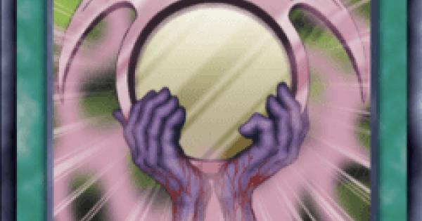 【遊戯王デュエルリンクス】悪魔鏡の儀式の評価と入手方法