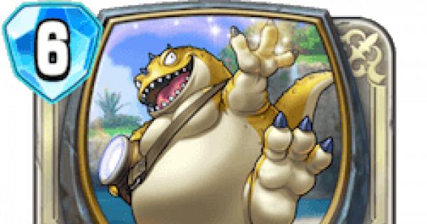 【ドラクエライバルズ】デンデン竜の評価【ライバルズ】