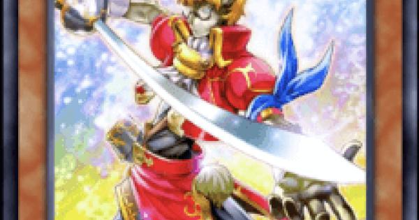 【遊戯王デュエルリンクス】ビビット騎士の評価と入手方法