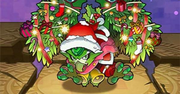 【サモンズボード】クリスマスホークの評価と使い方